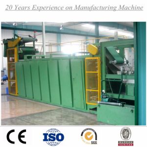 Rubber Film Cooling Machine with Ce SGS ISO Certification