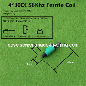 Different Size Copper Wire 58kHz EAS Security Sensor pictures & photos