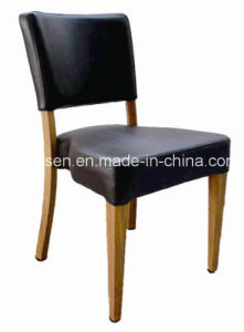 Durable Simple Modern Aluminum Dining Chair (DS-M122)