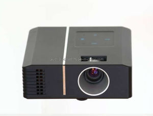 DLP Portable Projector With 160 Lumens (PR-PJ1604)