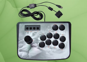 Fighting Stick for PS2/PS3/PC(Game Controller)