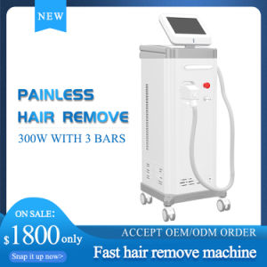 New Arrived 808nm Diode Laser Hair Removal Beauty Equipment