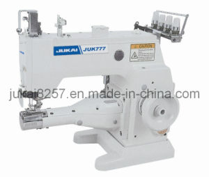 Feed-up-The-Arm Interlock Sewing Machine---Juk777