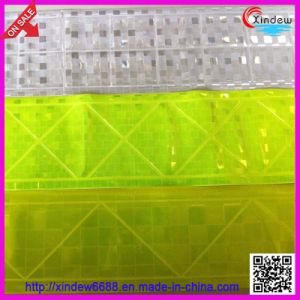 PVC Microprism Reflective Tape pictures & photos