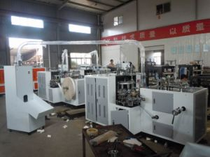 Full Automatic Paper Cup Forming Machine with Shooter System pictures & photos