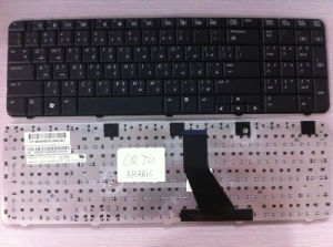 Us Ar Be Gr Layout Laptop Keyboard for HP G70 Cq70 Keyboard