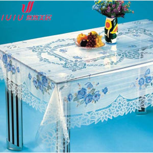 All-In-One Super Clear Table cloth