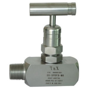 Good Quality Needle Valve (SS-5PDF8-M8-TXN10)