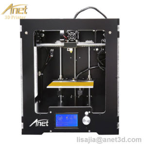 2017 Hot! ! ! Anet A3 Full Assembled Desktop 3D Printer Precision Reprap Prusa I3 3D Printer with 1roll Filaments+16g SD Card+Tool