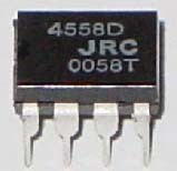 Stock IC for PCB (4558D) pictures & photos
