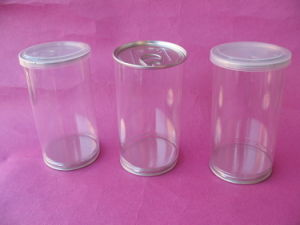 300ml Pet Cans with Lids (SAPJQ-001) pictures & photos