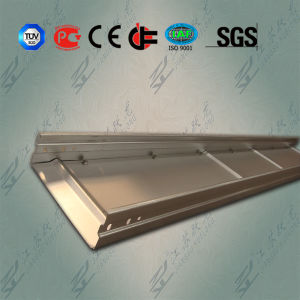 Hot-DIP Mill Galvanized Channel Cable Tray with NEMA/CE