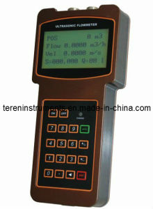 Hand-Held Ultrasonic Flow Meter 100P
