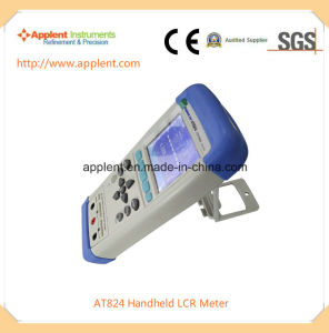 The Best Selling Portable Digital Lcr Meter ESR Meter (AT824) pictures & photos