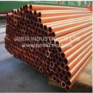 ASTM B88 Straigt Copper Tube Copper Water Pipe
