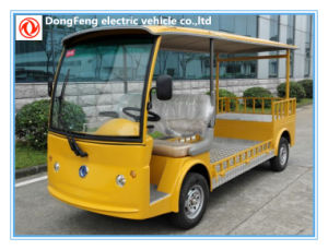 Electric Transportation Truck with Cango Box for Sale