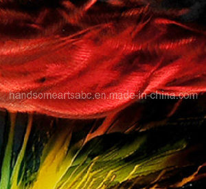 Original Design Colorful Oil Painging on Aluminum Plate - Power (CHB6015045) pictures & photos
