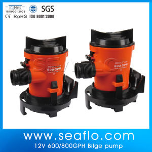 Low Volume 350gph Submersible Water Bilge Pump pictures & photos