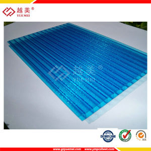 Transparent Polycarbonate Twin Wall Hollow Sheet Carport Canopy pictures & photos