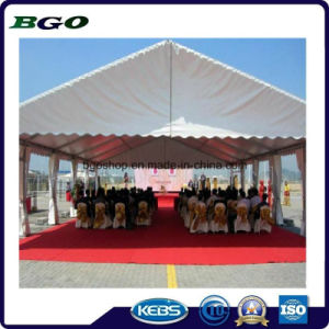 PVC Coated Tarpaulin Sunshade Waterproof Fabric (1000dx1000d 12X12 610g) pictures & photos