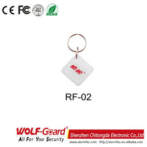 RF-02 Square Shape Alarm Control RFID Card pictures & photos