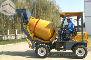 China Topmac Brand Concrete Mixer for African Market pictures & photos