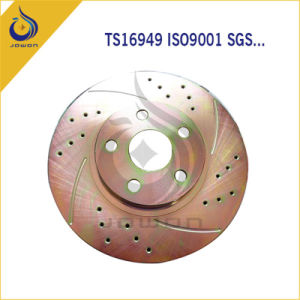 Iron Casting Auto Parts Brake Disc Supplier Qingdao pictures & photos