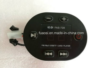 FM/MP3/USB/TF Card Player (FAS-MP3-728)