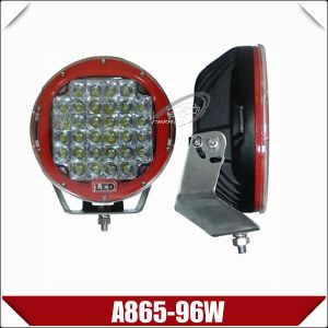 96W LED Work Light for Auto Outdoor Working (A865-96W/C)