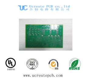 Green Soldermask Printed Circuit Board with RoHS pictures & photos