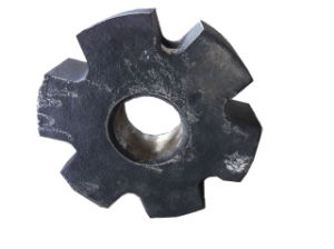 Pin Protector for Shredder and Crusher