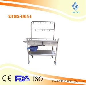 Hospital Cart Transfusion Integrated Nursing Trolly Drug Delivery Cart pictures & photos