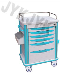 Medical Equipment, Medicine Trolley Jyk-C12c pictures & photos