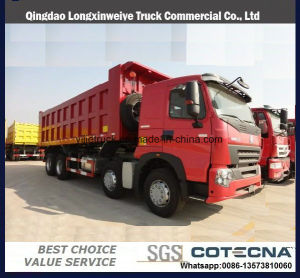 HOWO A7 6X4 Tipper 380HP Dump Truck pictures & photos