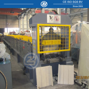 Aluminium Roof Panel Roll Forming Machine pictures & photos