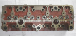 Iron Cmd22 Cyliner Head with Engine Valves and Spings for Russia Truck pictures & photos