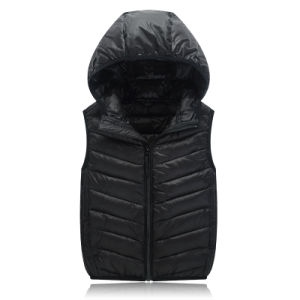 2016 New Woman Winter Clothing Down Vest Down Jacket 602