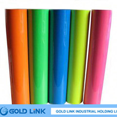 Self Adhesive Fluorescent Paper in Roll