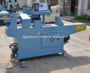 Automatic Hydraulic Pipe Tube End Flange Forming Machine with 3 Stations (molds) pictures & photos