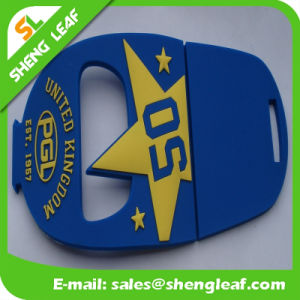 Custom Brand Logo Soft PVC Mobile Phone Stand