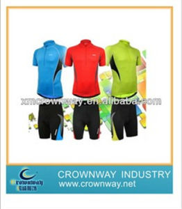 High Quality Perfessional China Cycling Clothing for Men (CW-S-CJ49) pictures & photos