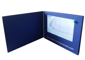 LCD Video Mailer pictures & photos