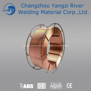 En G4sil CO2 Gas Shielding Copper Welding Wire