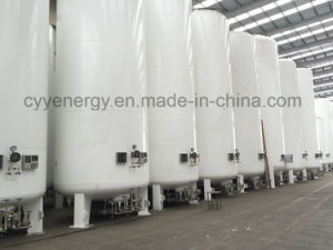 Cryogenic LNG Lox Lin Lar Lco2 Tank Container with ASME pictures & photos