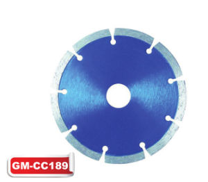 Diamond Sintered Segmented Saw Blade (GM-CC189) pictures & photos