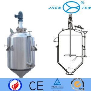 Hygienic Stainless Fermentation Tank Three Layer with Coil Jacket pictures & photos