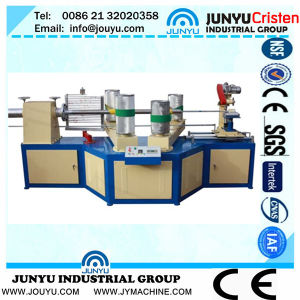 Automatic Spiral Winding Paper Tube Machine