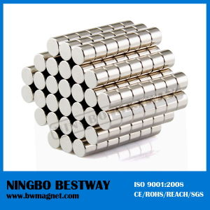 D70 Disc Cylinder Magnet Neodymium pictures & photos