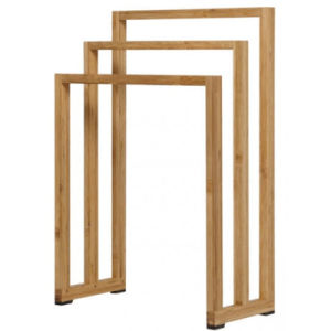 Home Standing Bamboo Towel Racks pictures & photos