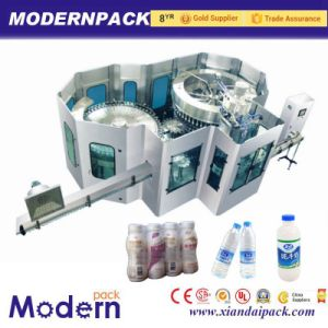 Triple Bottled Pure Water Production Equipment / Automatic Production Machine pictures & photos